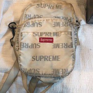Supreme reflective bag